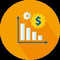 Possibilita retorno sobre investimento, uma vez que proporciona otimização operacional dos processos internos e engajamento dos colaboradores.