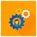Automatização dos processos de negócios <br> de RH;