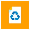 Redução de manuseio e armazenamento de papeis para execução <br> dos processos.