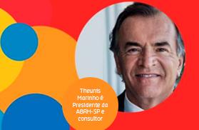 Entrevista com o Presidente da ABRH-SP, Theunis Marinho