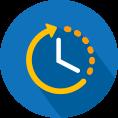 Agilidade nos processos de RH: solicitações ou aprovações de fluxos em tempo real;