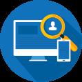 Autonomia para os colaboradores: dados cadastrais, comprovantes e documentos acessíveis em qualquer momento;