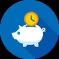 Economia de tempo com a automatização das rotinas administrativas;